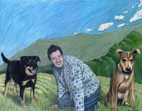 Oscar,Rich&Daisy